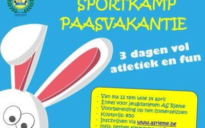 Sportkamp Paasvakantie