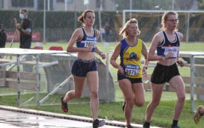 2000m-recordjagers in Oudenaarde
